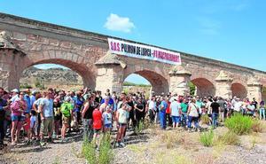 Protesta vecinal contra una granja para 2.000 cerdos en Lorca