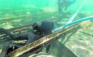 La comisión aconseja el rescate del barco fenicio de Mazarrón en «los próximos meses»