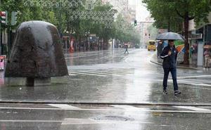 La Delegación del Gobierno y el Ayuntamiento de Murcia se preparan para las fuertes lluvias