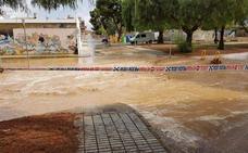 Cartagena intensifica la limpieza y el mantenimiento de ramblas y alcantarillado