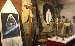 Las reliquias de Santa Bernadette visitarán la Región en octubre