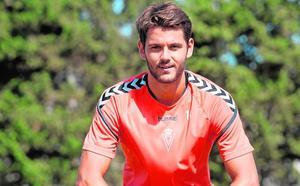 Julio Algar: «Me motiva la presión para dar el máximo en el campo»