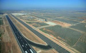 El aeropuerto de Ciudad Real reabre después de siete años cerrado
