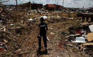 Aún hay 2.500 desaparecidos en Bahamas tras el paso de Dorian