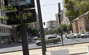 El cambio climático traerá máximas de 50 grados a final de siglo