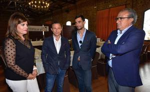 Rafaelillo y Paco Ureña repasan sus carreras en la tertulia de La Luz