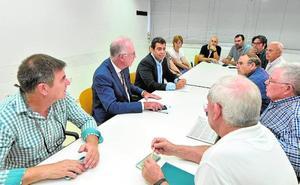 Las obras en los colectores del AVE en Murcia cortarán el tráfico de trenes durante dos días