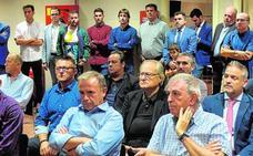 El Murcia estrecha lazos con las empresas