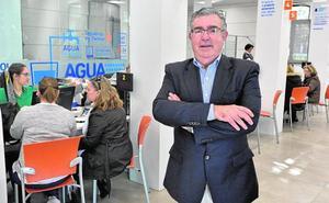 Fallece a los 61 años José Albaladejo, gerente de la empresa Aguas de Murcia