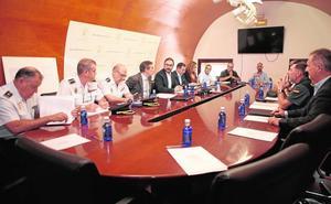 Más 400 efectivos velarán por la seguridad durante los 10 días de feria en Lorca