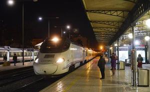 Adif restablece parcialmente la circulación ferroviaria en algunas zonas de la Región