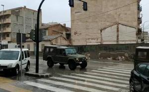 El Ayuntamiento de Cieza ordena el desalojo del barrio del Cabezo de la Fuensantilla