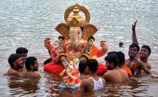 La fiesta de Ganesha