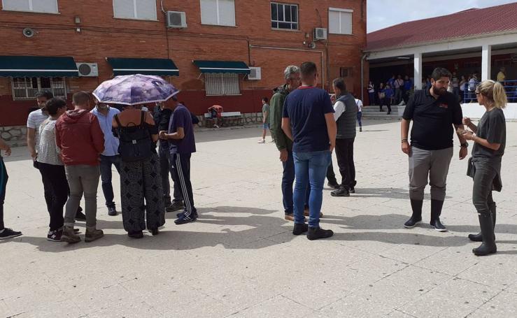 Evacúan El Siscar, La Matanza y parte de Santomera por desbordamiento de la presa