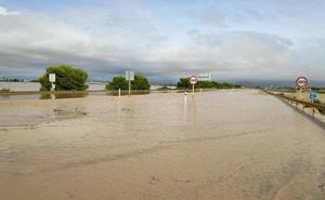 El alcalde de Los Alcázares pide ayuda para evacuar a los vecinos