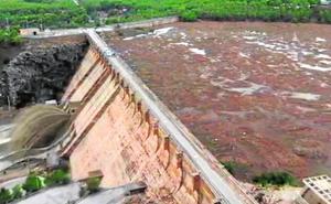 El desembalse del pantano mantiene en vilo a Santomera