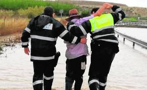 Más de 80 rescates y 500 evacuaciones en Molina