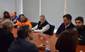 La Asamblea Regional celebrará un pleno extraordinario para pedir la declaración de zona catastrófica