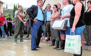 El ministro señala las hortalizas, la uva, el arroz y los cítricos entre los cultivos más afectados
