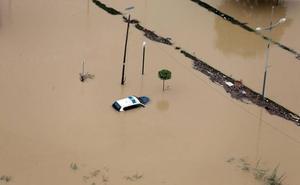 ¿Por qué sigue habiendo inundaciones en el Segura?