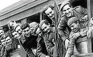 La Segunda Guerra Mundial en el Archivo