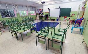 Estos son los colegios que abrirán mañana en la Región tras el temporal