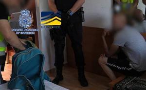 Golpe policial a una red de tráfico de seres humanos con cinco detenidos en la Región