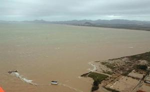 Luengo avisa de que la gota fría puede desequilibrar el ecosistema del Mar Menor