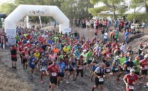 Alfonso Ruiz Rojo se impone en la distancia larga de la VIII Peñarrubia Lorca Trail