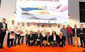 Murcia acogerá la final de la tercera edición del concurso Mejores Arroces de Unilever Food Solutions