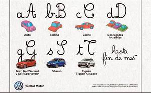Huertas Motor ofrece grandes descuentos en vehículos Volkswagen para la vuelta al cole