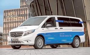 Comercial Dimovil lanza la nueva eVito, la furgoneta eléctrica de Mercedes-Benz