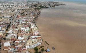 Anse pide una reconversión de la agricultura y el urbanismo en el Mar Menor para evitar desastres ambientales