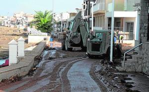 Castejón usará el Fondo de Emergencias para arreglar los daños del temporal