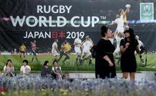 El Mundial de rugby de Japón, más rentable que el de Inglaterra en 2015