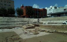 Los arqueólogos confirman que el yacimiento de San Esteban está en buen estado tras la gota fría