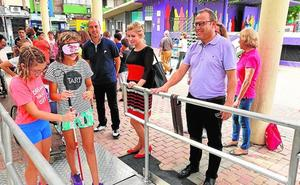 La Semana de la Movilidad acerca a los vecinos de Molina las alternativas al coche
