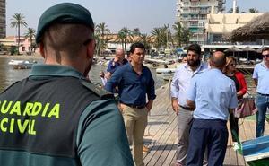 El Ayuntamiento de San Javier decreta un día de luto oficial en la localidad por el accidente aéreo