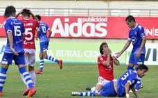 El Badalona y Leioa, únicos equipos que han arrancado peor que el Real Murcia