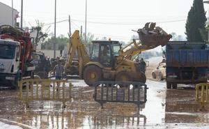 Los trabajos de emergencia continúan en seis municipios y cien personas siguen evacuadas