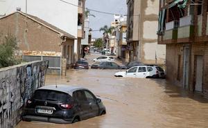 El Consorcio cifra en 13.800 los negocios, viviendas y coches siniestrados por las inundaciones