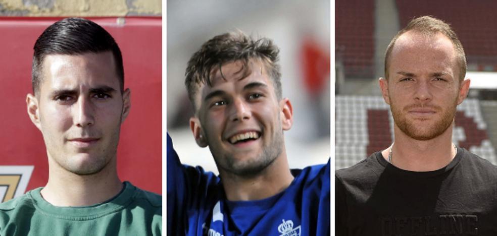 Guardiola, Carrillo e Isi, de Nueva Condomina al fútbol de élite