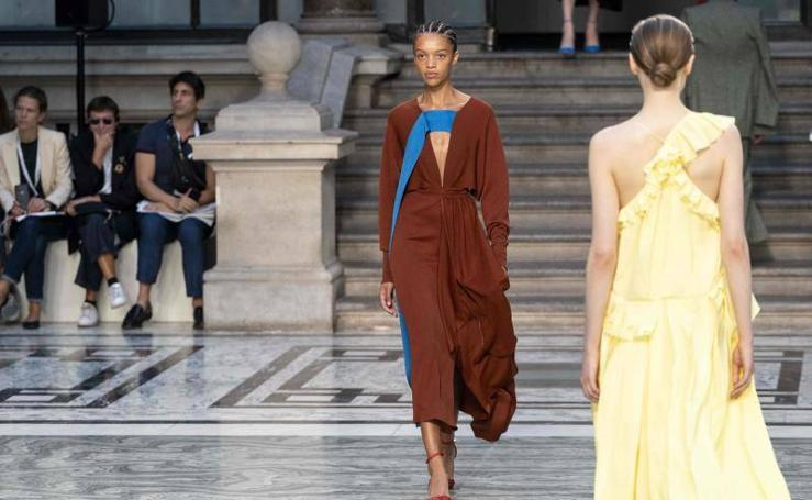 Victoria Beckham: London Fashion Week Primavera/Verano 2020