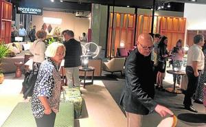 La industria del mueble de Yecla muestra su potencial en Feria de Valencia