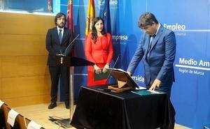 Aurelio Morales toma posesión como nuevo director del SEF