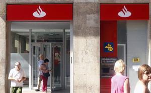 Banco Santader cierra dos oficinas en Bullas y Cehegín