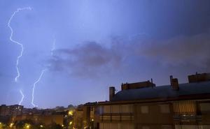 Las tormentas vuelven este sábado a la Región
