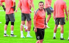 Adrián Hernández: «No hay finales en la quinta jornada de Liga»