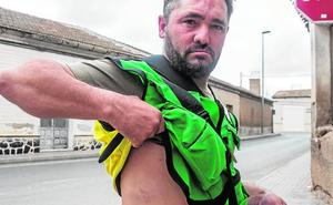 Apalean a un vendedor de la ONCE en Pozo Estrecho y le roban 900 euros
