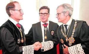 El fiscal superior deja traslucir su malestar por el archivo de causas sobre corrupción